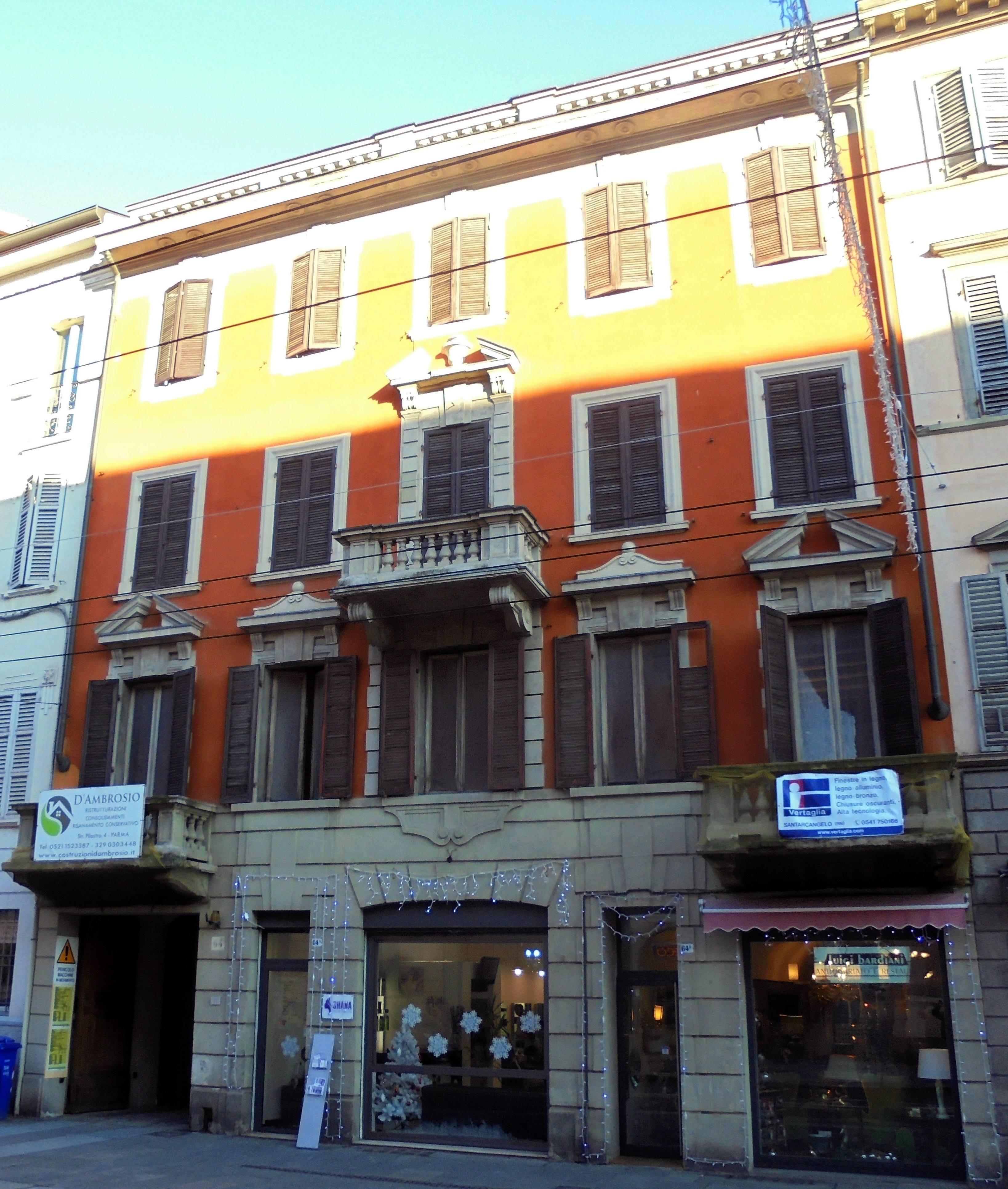 Parma, via Repubblica