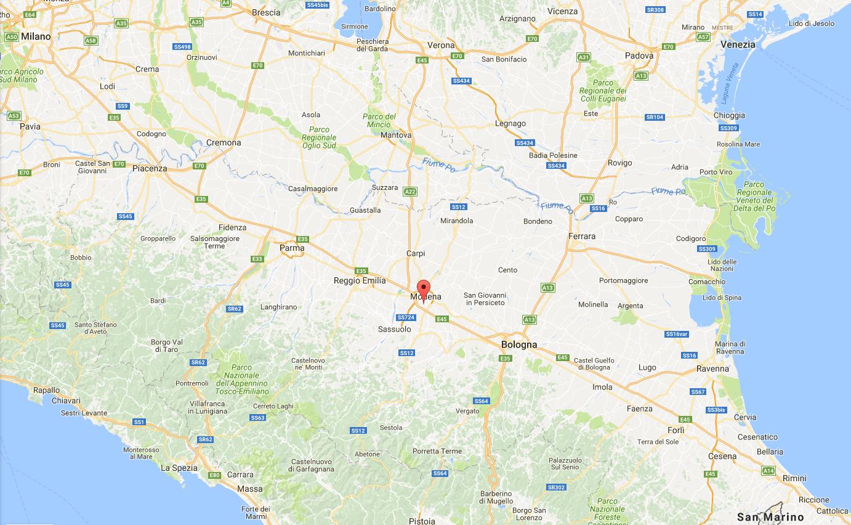 Modena si veste di…complanare!
