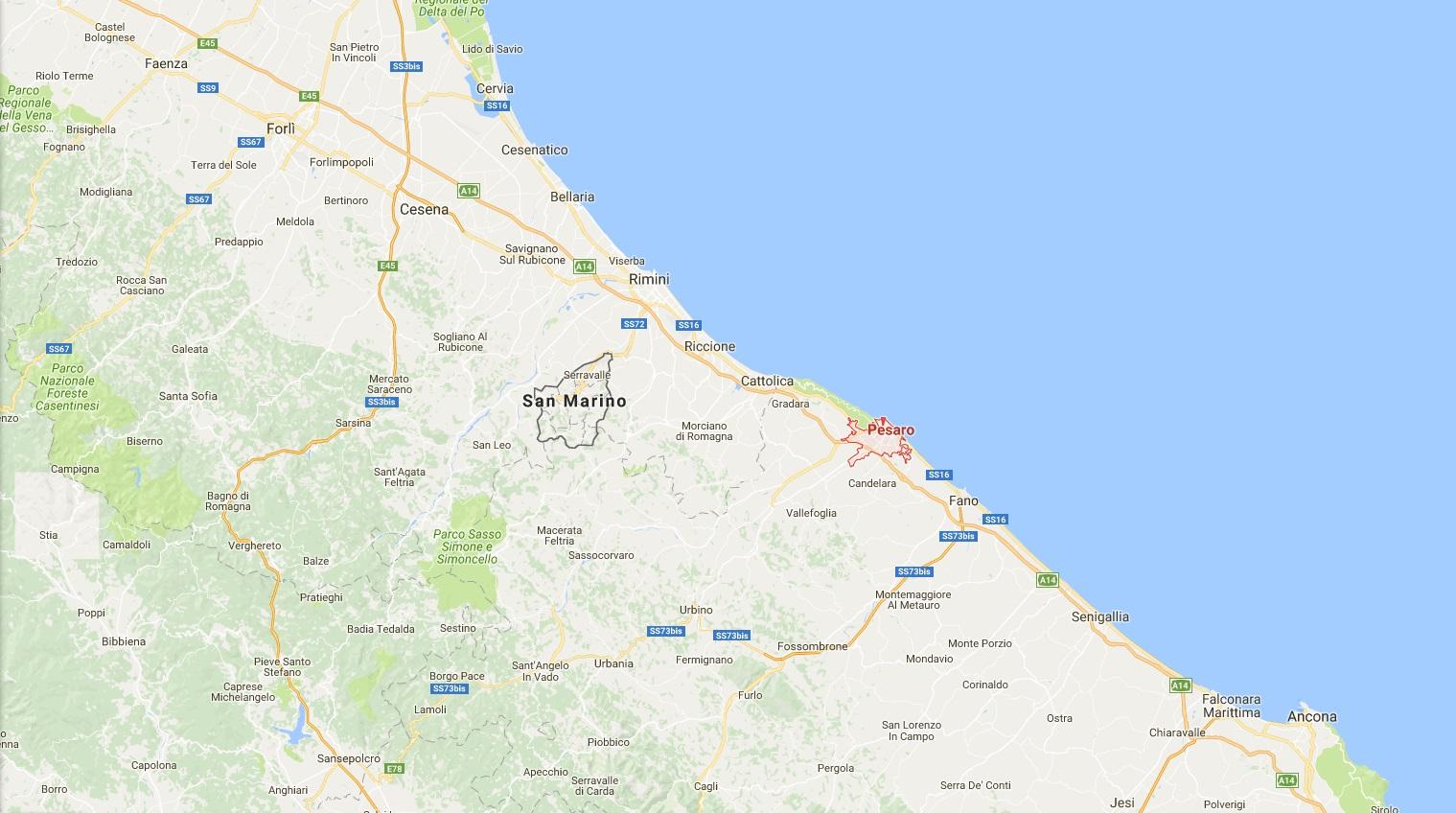Pesaro: complanare NEXT per una villa in ristrutturazione in centro!