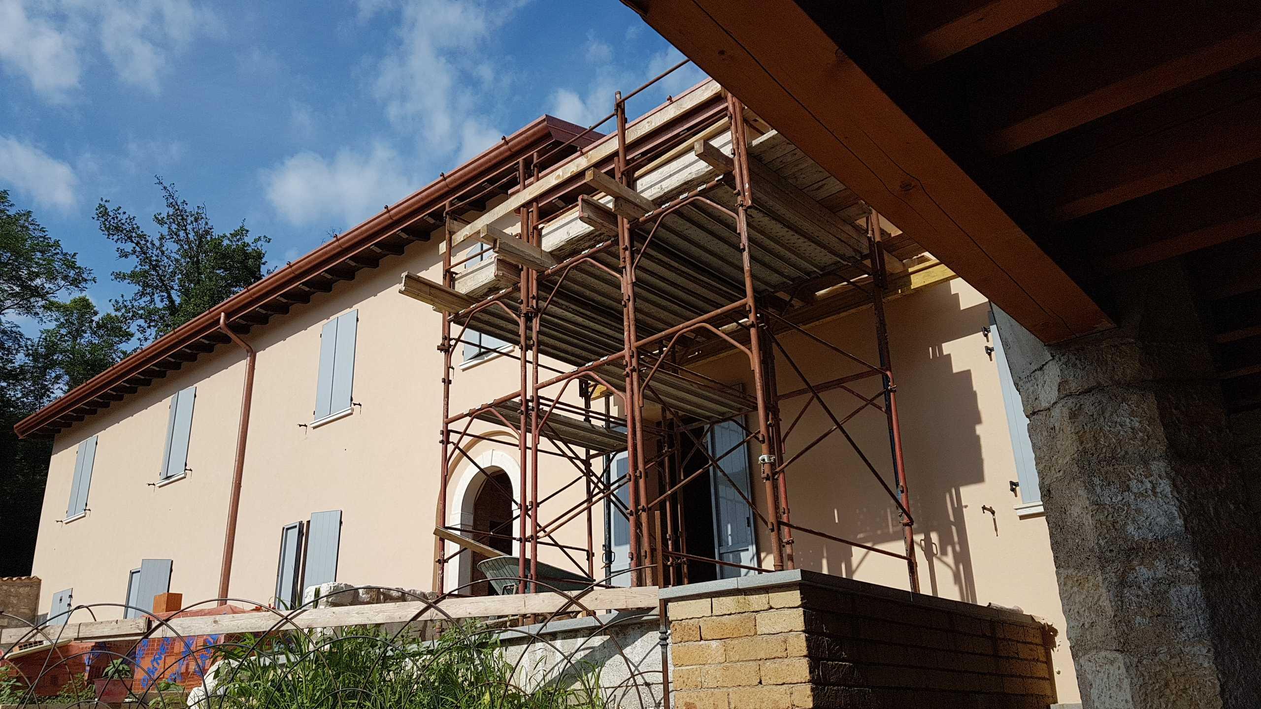 Brescia: iniziati i lavori di posa a Cascina Prada