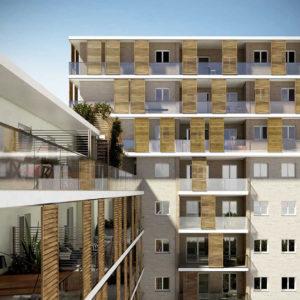 Milan (Italy), Apartments