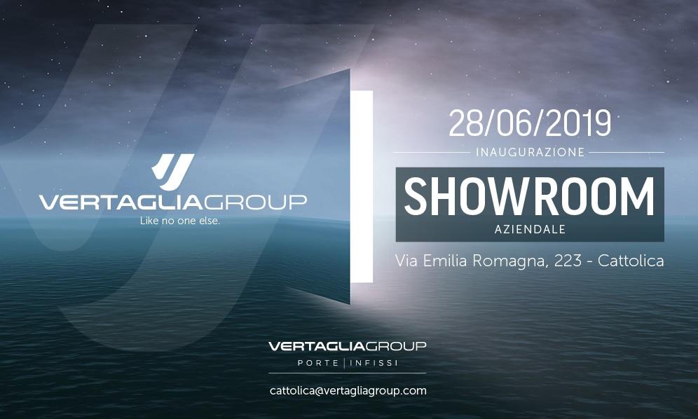 28 giugno: inaugurazione showroom a Cattolica!