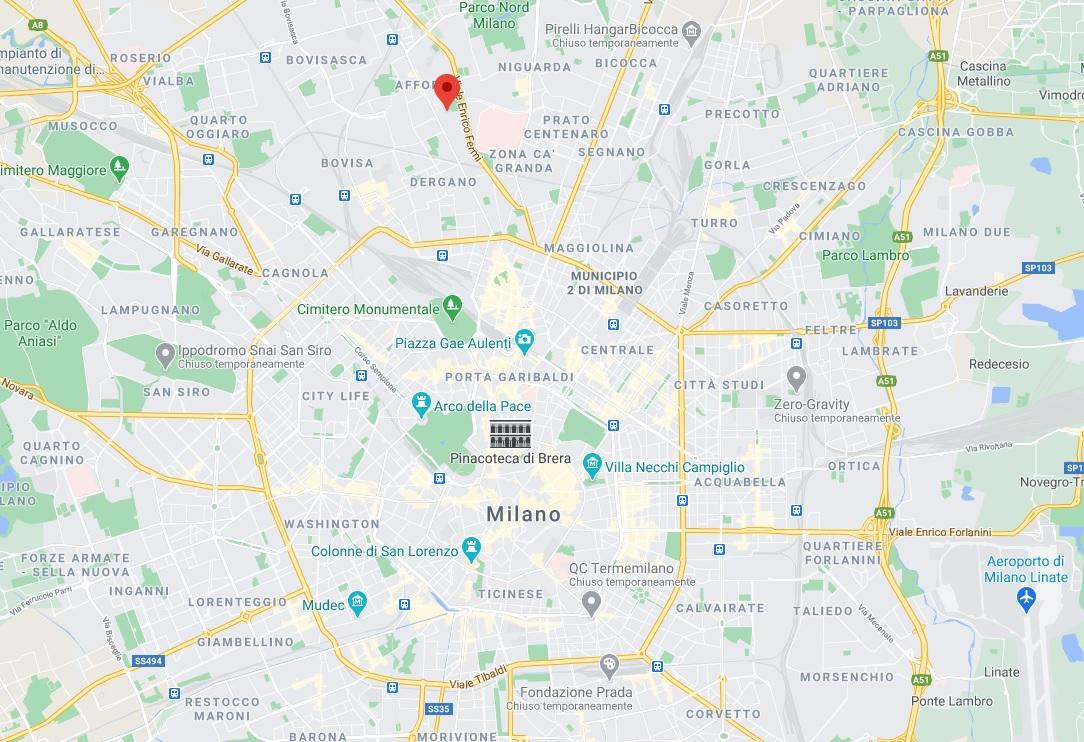 680 serramenti per il cantiere di via Pastro a Milano