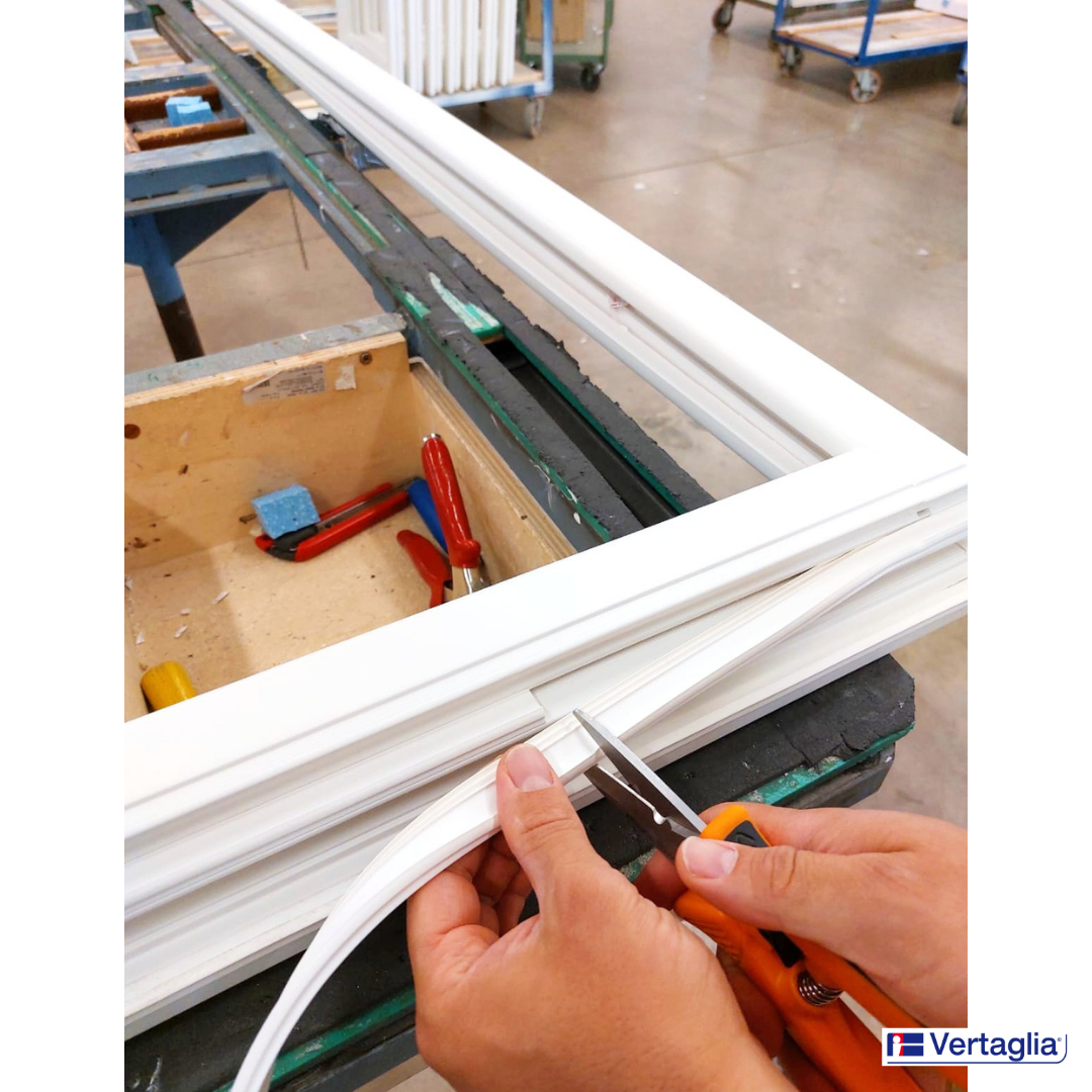 Manual skill and technology for your custom-made windows